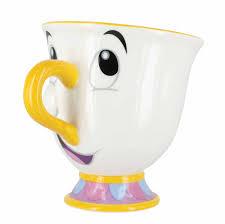official disney beauty u0026 the beast chip mug calendar club uk