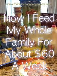 repinned 3 000 times feeding your family for 60