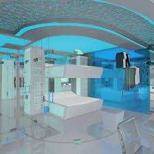 jovoto future space smart room hotel room 2022 marriott