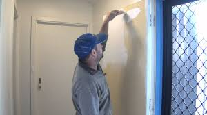 How To Paint Interior Doors by How To Paint A Door How To Apply Paint To A Door Without Brush