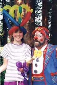 clowns for birthday birthday show info for bj the clown portland vancouver