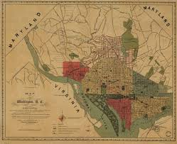Map Of Washington Dc Neighborhoods by Intowner Publishing Corp The Liquor License Did It U201cgeorgetown