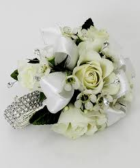 Flowers Same Day Delivery Wristlet On Rhinestone Bracelet Same Day Delivery Danvers Ma