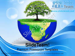 green planet earth environment powerpoint templates ppt themes