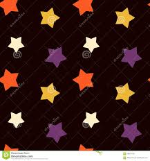 free halloween background texture halloween texture with colorful stars seamless pattern background
