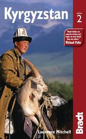 kyrgyzstan 2nd bradt travel guide laurence mitchell
