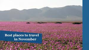 Where To Travel In November images The best places to travel in november chicago tribune