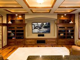 Led Wooden Wall Design by Deluxe Basement Remodeling With Fabulous Drop Ceiling Panels And