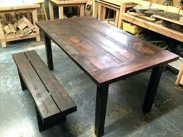 banc de cuisine en bois table banc cuisine brainukraine me