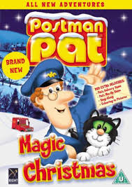 postman pat postman pat u0027s magic christmas dvd 5050582100938 ebay