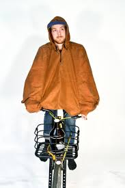 bicycle rain jacket waxed canvas rain capes u2013 center for appropriate transport