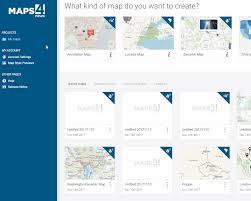 Go To My Maps Maps4news
