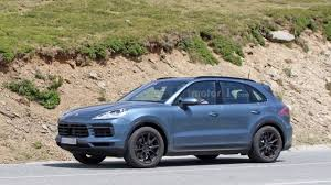 porsche suv price all new porsche cayenne spied with very little camo