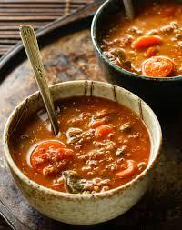 low fodmap soup recipe eat healthy eat happy