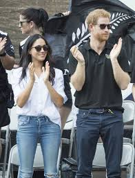 meghan markle and prince harry at invictus games 2017 in toronto