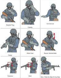 Swat Meme - swat hand signals explained 4 pictures page 2 military humor