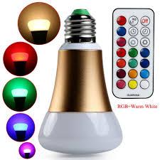 Schlafzimmer Lampe Gold Aliexpress Com Silber Gold E27 Led 220 V Rgb Bunte ändern Led