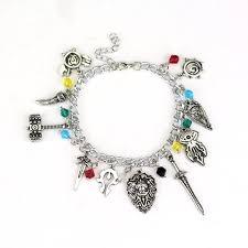 charm bracelet online images 2017 hot game wow charm bracelets bangles online game geek nerd jpg