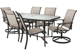 7 Pc Patio Dining Set Patio Dining Sets Online Free Shipping The Outdoor Patio Store