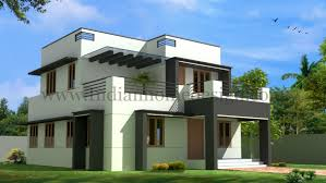 Home Design 3d Examples by Maharashtra House Design 3d Exterior Design Indianhomedesign