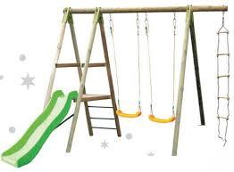 si e balancoire balançoire toboggan leclerc les sports extremes