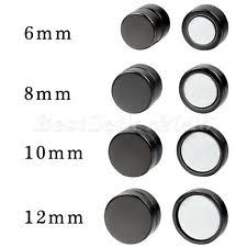 magnetic earrings for men black magnetic earrings men ebay