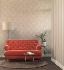 Wohnzimmer Tapezieren Tapetenshop 23 Rasch Textil Tapeten Barock Ornamente Online Kaufen