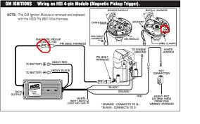 msd 6al wiring diagram hei msd wiring diagrams instruction