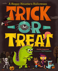 Kids Halloween Poem Amazon Com Trick Or Treat A Happy Haunter U0027s Halloween
