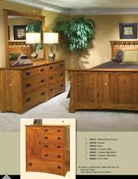 Mission Bedroom Furniture Yutzy Woodworking Prairie Home Mission Bedroom Group