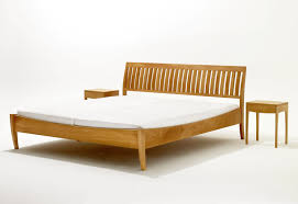 Wooden Headboards For Double Beds by Double Bed Contemporary Wooden With Headboard Zebra