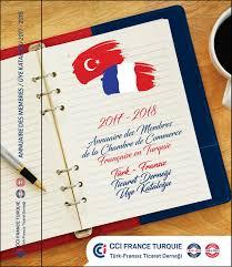 annuaire chambre de commerce l annuaire des membres cci turquie