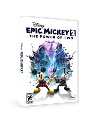 Home Design Wii Game by Disney Announces U0027epic Mickey 2 U0027 For Xbox 360 Ps3 And Wii Game