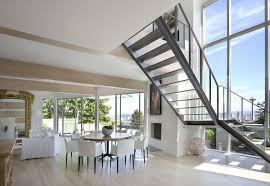 Free Standing Stairs Design Modern Metal Free Standing Stairs Railing Stairs And Kitchen