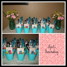 bridal luncheon favors april s homemaking february 2014
