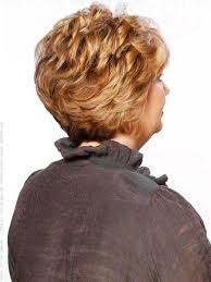 back view of short haircuts for women over 60 short curly hairstyles for over 50 short hairstyles 2017 2018