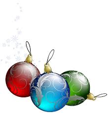 tree transparent ornaments clipart gallery