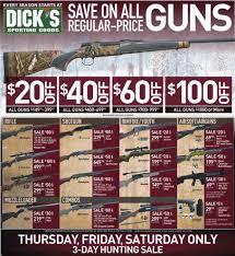 black friday gun deals u0027s sporting goods black friday 2013 ad find the best u0027s
