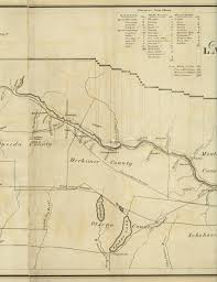 Albany Map Cayuga County Nygenweb Project Map Page
