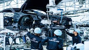 lexus japan english inside the lexus lc manufacturing plant in japan auto moto