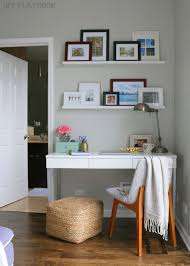 Best  Living Room Desk Ideas On Pinterest Study Corner - Home office in living room design