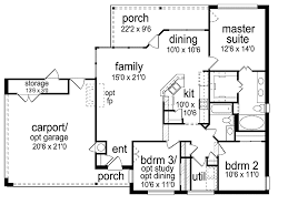 ranch homes floor plans open floor plans for ranch homes house plans raised ranch style