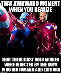 Solo Meme - feeling meme ish captain america iron man and crew movies