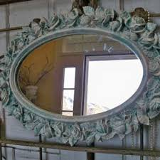 Shabby Chic Large Mirror by Best Shabby Chic Vintage Mirror Products On Wanelo
