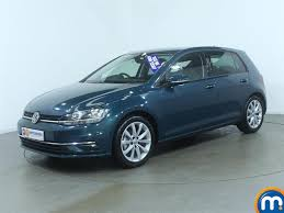 dark green volkswagen used volkswagen golf green for sale motors co uk