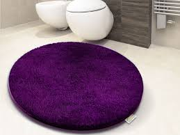 Purple Bathroom Ideas Dark Purple Bathroom Rugs Roselawnlutheran
