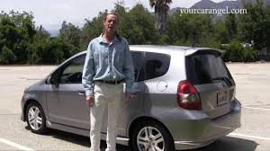 2007 2008 honda fit used car reviews youtube