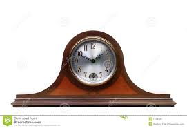 Mantel Clock Plans An Old Mantle Clock Stock Photo Image 1474420