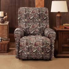 Slipcover For Recliner Couch Ideas Camouflage Recliner Chair Design Ideas With Camo Recliner