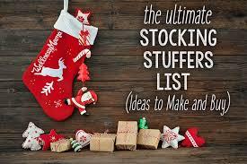 christmas stuffers ultimate stuffers list ideas to make and buy wellness